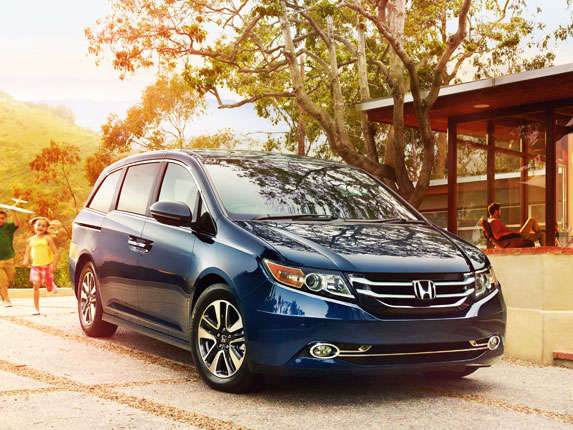 Best Minivans To Buy 2014