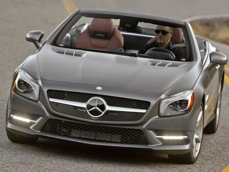 2014 mercedes benz sl550 road test review. Cars Review. Best American Auto & Cars Review