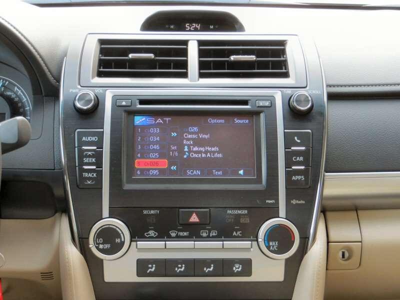 2014 Toyota Camry Le Mid Size Sedan Review Autobytel Com