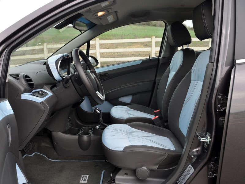 2014 Chevrolet Spark Ev Review And Quick Spin Autobytel Com