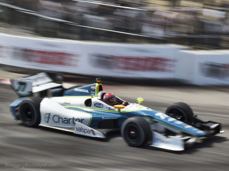 The 40th Toyota Long Beach Grand Prix Photo Highlights