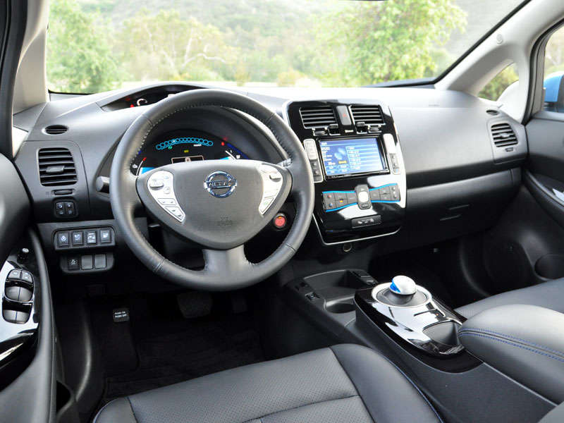 2014 nissan leaf release - photo #44