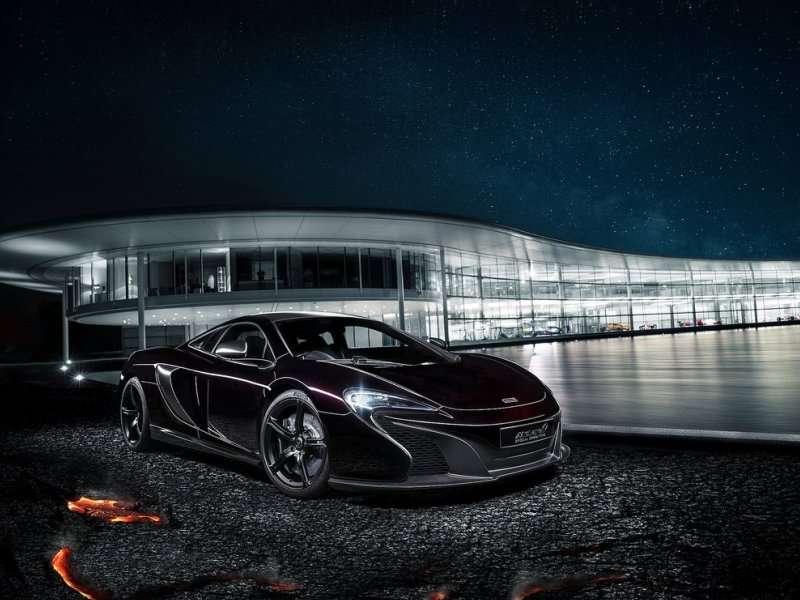 McLaren Reveals The MSO 650S Coupe Concept