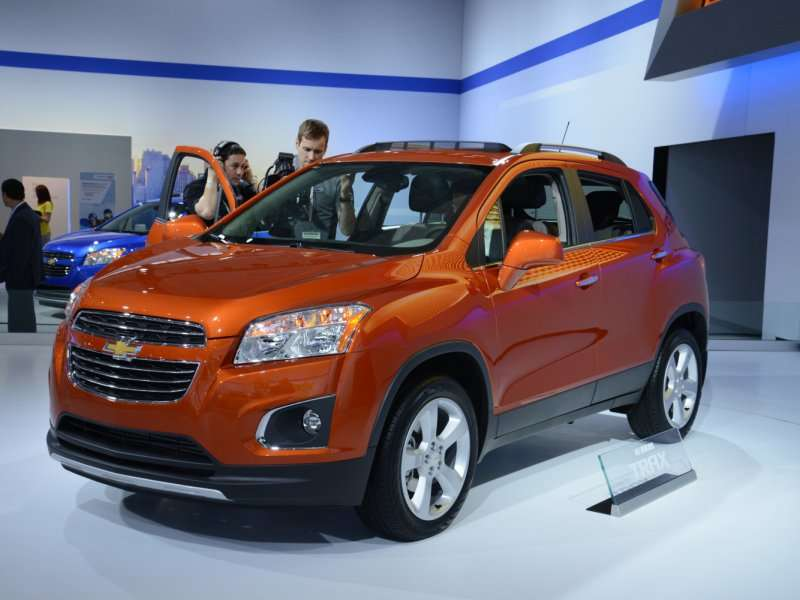 2015 Chevy Trax Will Offer 4G Connectivity from OnStar