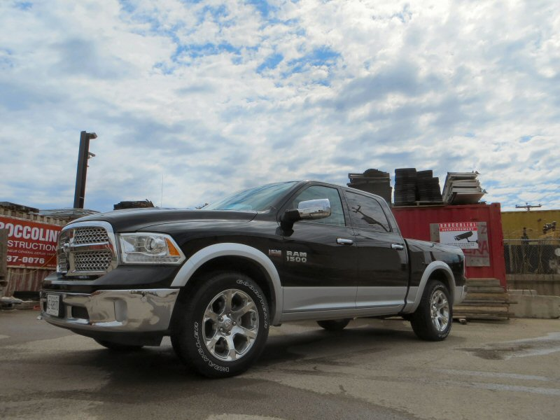 2014 Ram 1500 Laramie Full-Size Pickup Truck Review