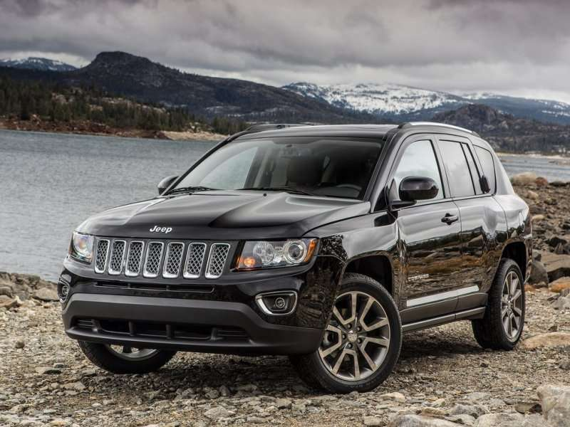2014 Jeep Compass Leads Brand to All-time Sales Record