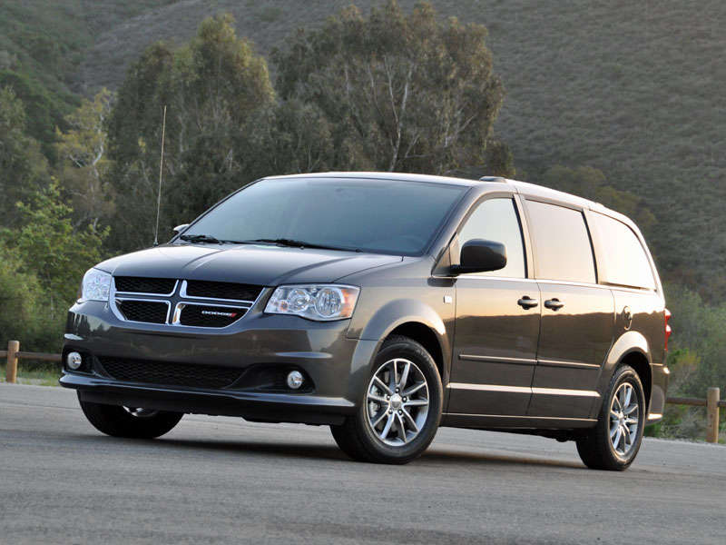 2014 Dodge Grand Caravan Review and Quick Spin