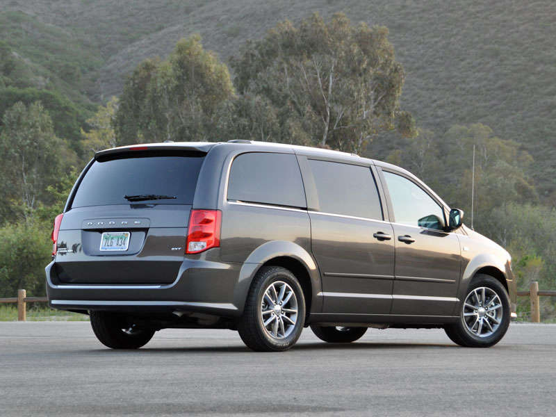 The 10 Best Used Minivans on Today