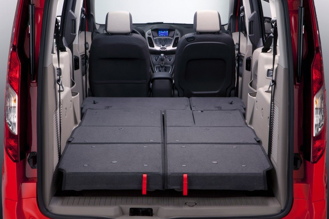 2014 ford transit connect wagon first drive cargo capabilities
