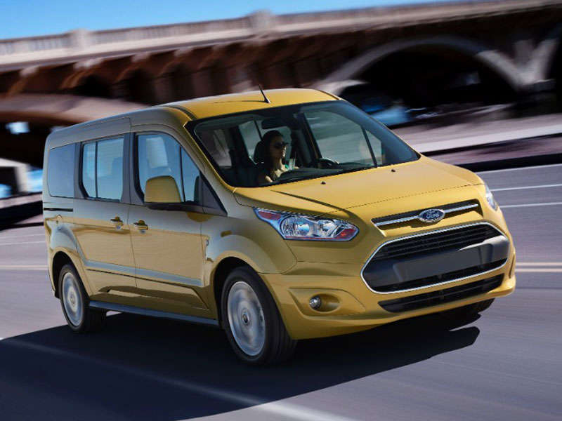 2015 Ford Transit Quick Spin Review