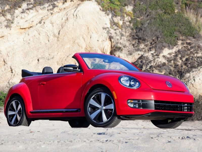 The Ten Most Affordable 2014 Convertibles