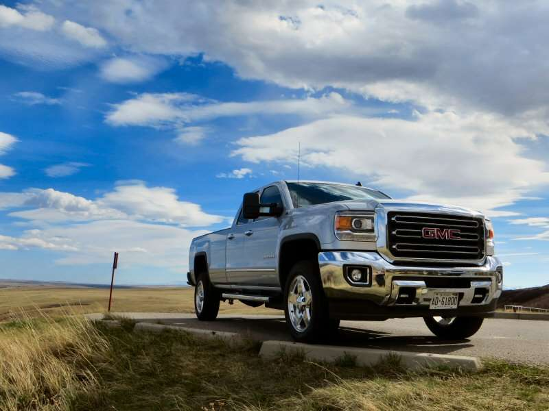 First Drive - 2015 Chevrolet Silverado HD and 2015 GMC Sierra HD Full-Size Pickup Trucks