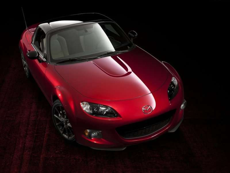 Pre-order Program Coming for 2015 Mazda MX-5 Miata 25th Anniversary Edition