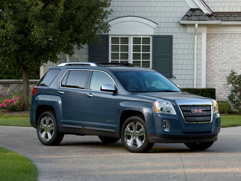 2015 GMC Terrain Premieres 4G Connectivity for Pro Grade Brand