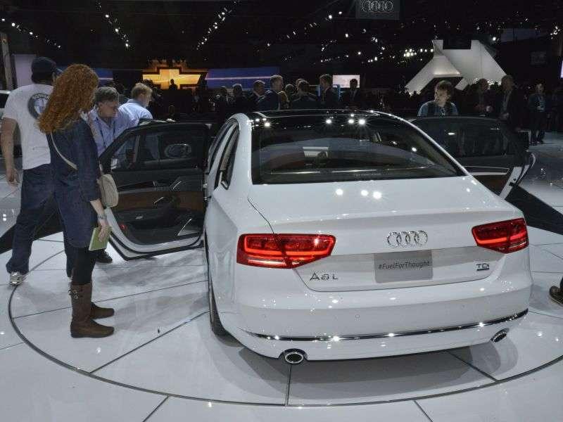 Audi A8L 3.0 TDI
