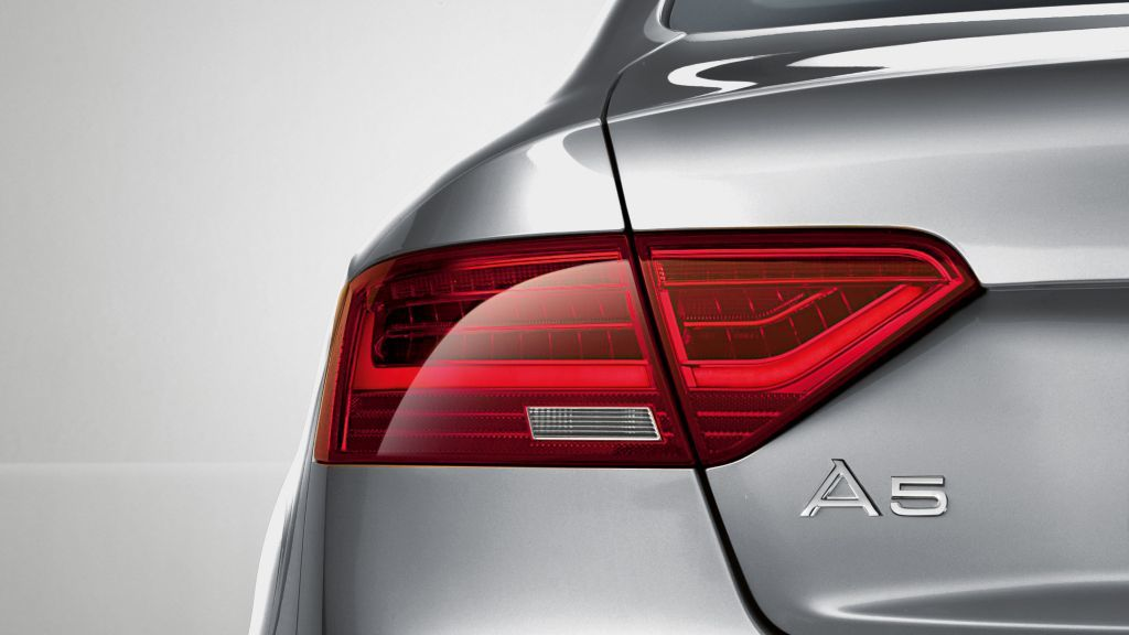 What Is The Audi A5 Premium Plus Package?