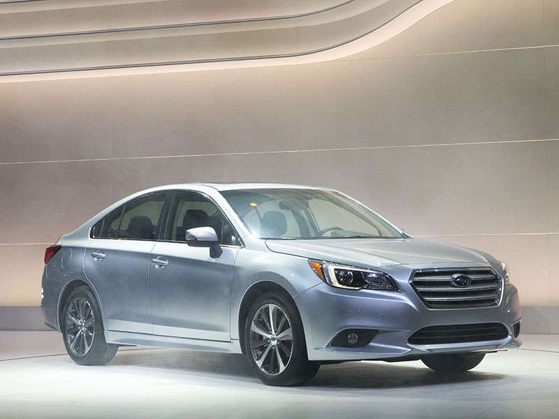 Subaru Announces Pricing for the 2015 Legacy