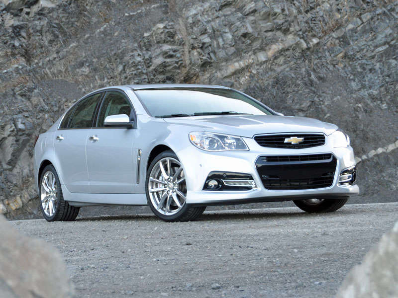 2014 Chevrolet SS Review and Quick Spin