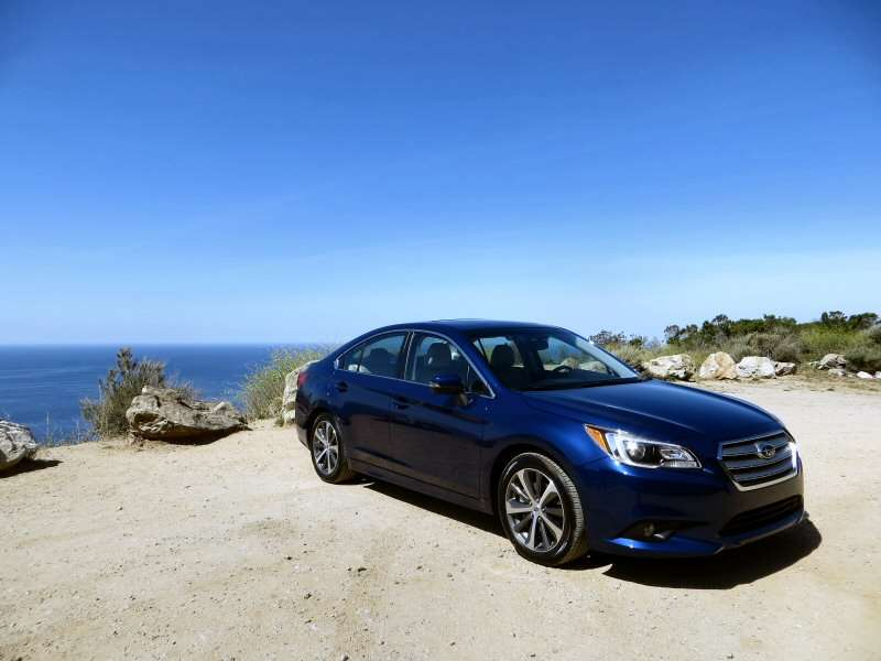 2015 subaru legacy mid size sedan first drive. Black Bedroom Furniture Sets. Home Design Ideas