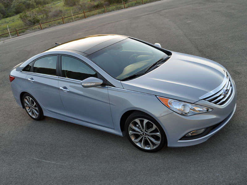 2014 hyundai sonata review and quick spin. Black Bedroom Furniture Sets. Home Design Ideas