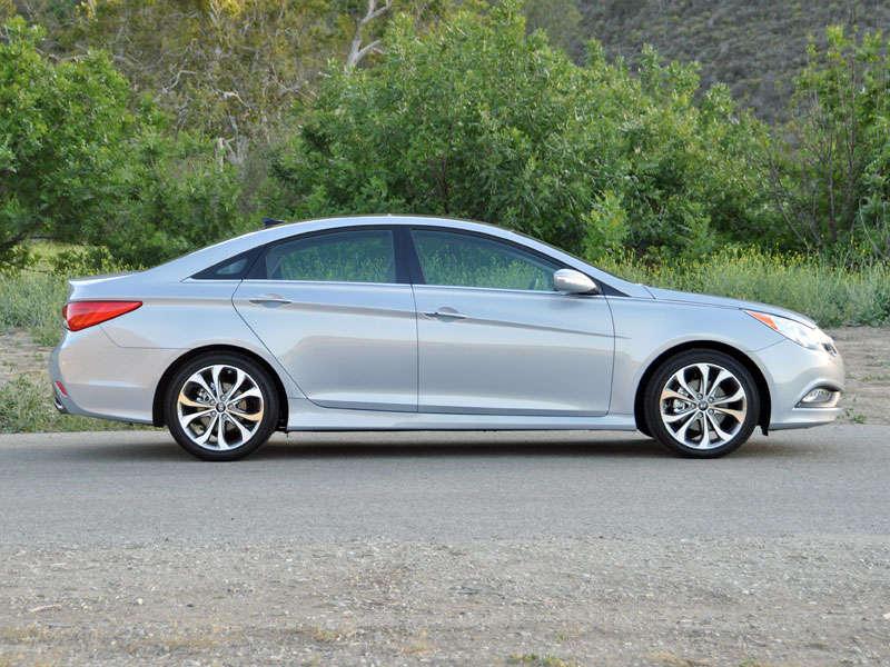 2014 Hyundai Sonata Review And Quick Spin Autobytel Com