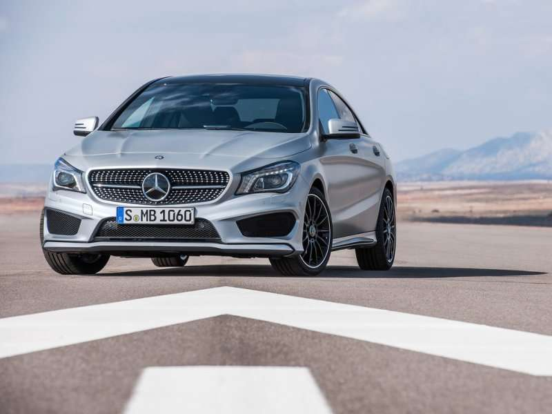 2014 mercedes benz cla45 amg road test review for Pros and cons of owning a mercedes benz
