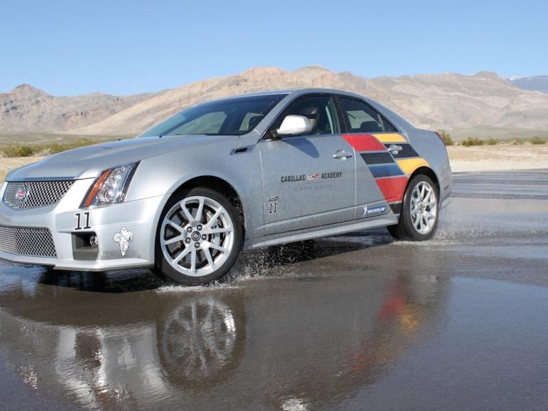 2014 Cadillac CTS V Sedan