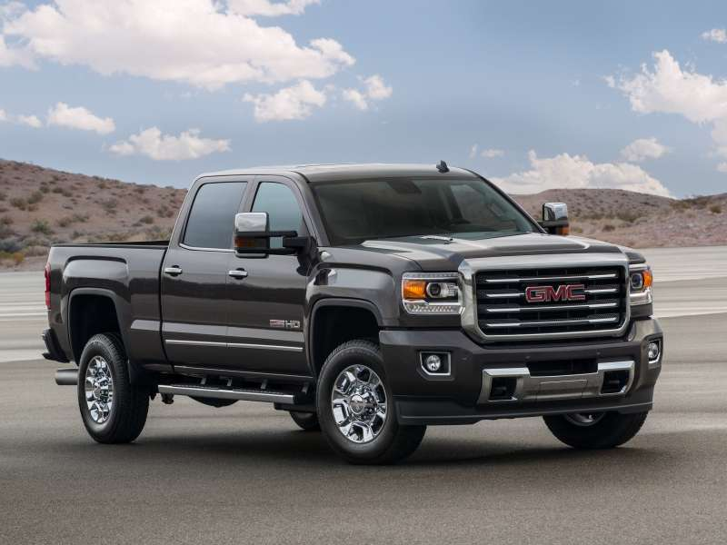 2015 GMC Sierra All Terrain HD Has Got It All