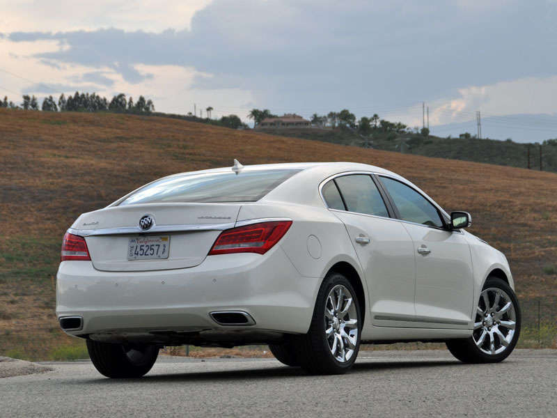 2014 buick lacrosse review and quick spin. Cars Review. Best American Auto & Cars Review