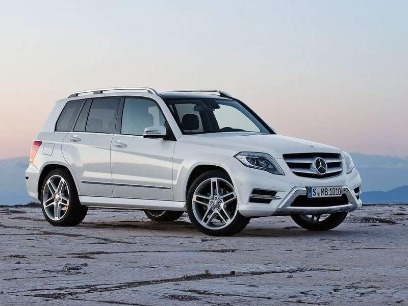 10 best mpg suvs for 2014 for Mercedes benz glk 2014