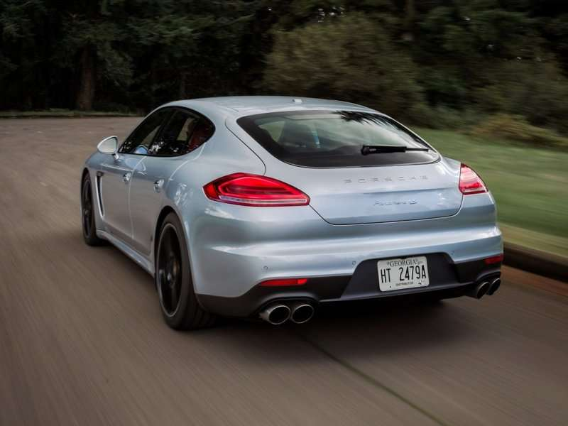 the 2015 porsche panamera features an incredible price spread - 2015 Porsche Panamera 4s