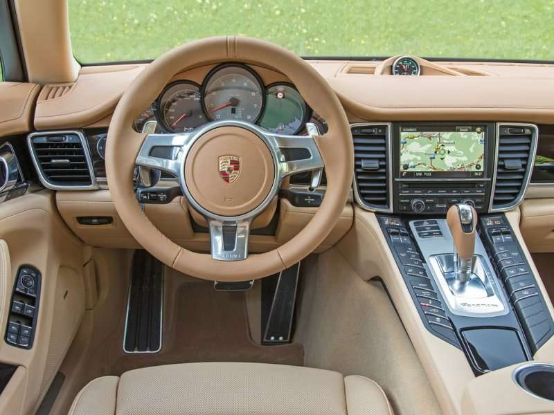 the 2015 porsche panamera is luxury personified - 2015 Porsche Panamera 4s