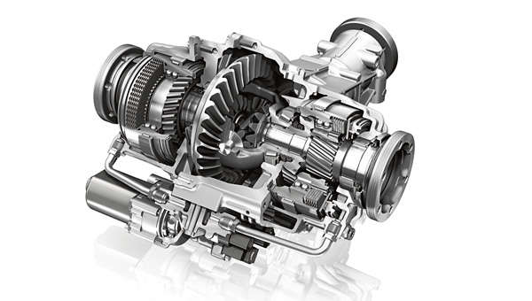 What Is The Audi quattro Sport Differential