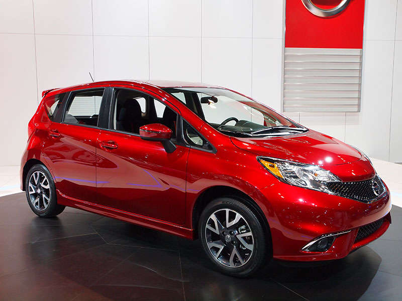 2015 Nissan Versa Note Now Starts at $14,180