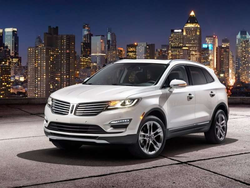 Lincoln Updates Powertrain Specs for 2015 MKC