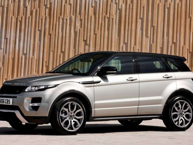 May Auto Sales: Range Rover Evoque Has Best Month Ever