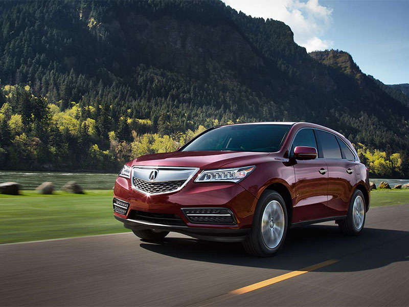 10 Things You Need To Know About The 2014 Acura MDX