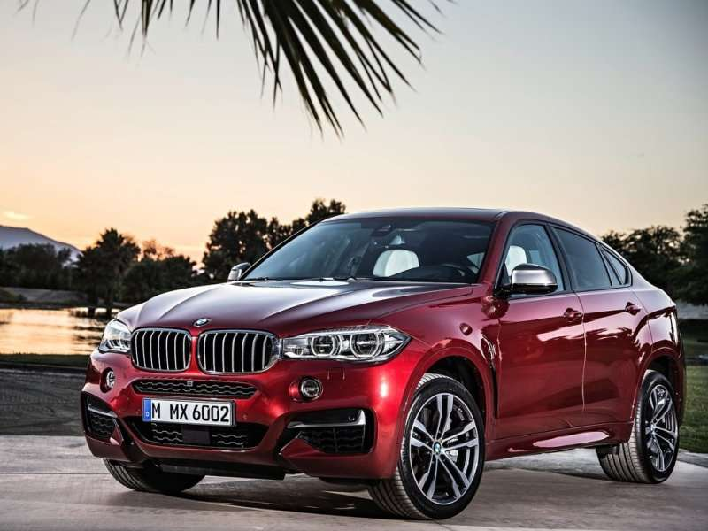 2015 BMW X6 Begins The Second Era of the Crossover-Coupe Thing
