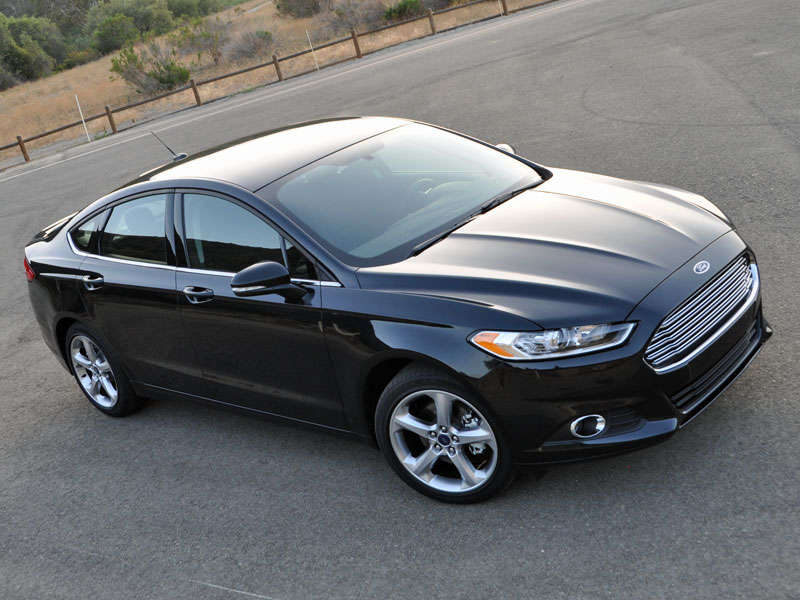 2013 Ford Fusion Se Bl... Stick It Haley Graham 2013