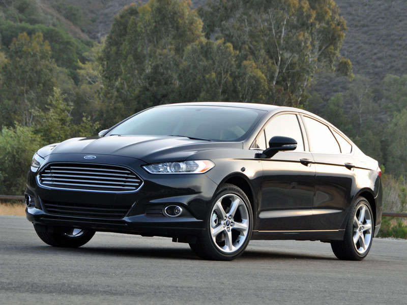 2014 ford fusion review and quick spin. Black Bedroom Furniture Sets. Home Design Ideas