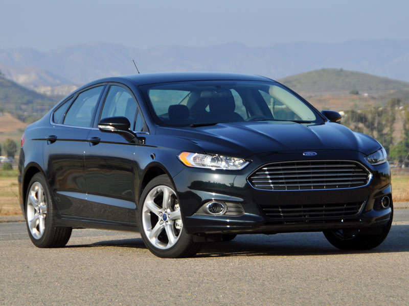 2014 Ford Fusion Review and Quick Spin