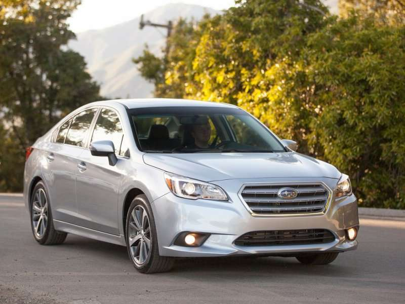 10 Things You Need To Know About The 2015 Subaru Legacy