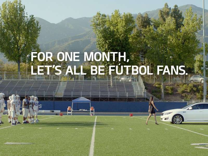 2015 Kia Optima, Sorento Featured in World Cup Campaign