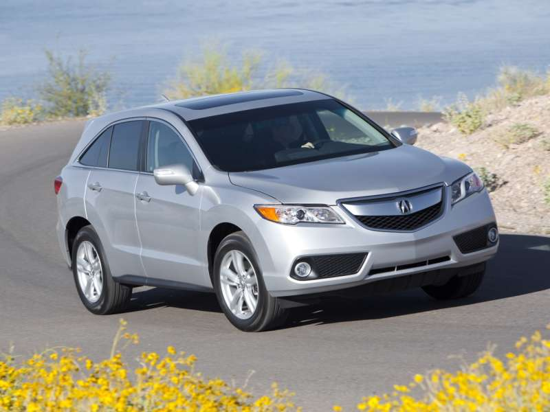 2014 Acura RDX Road Test & Review