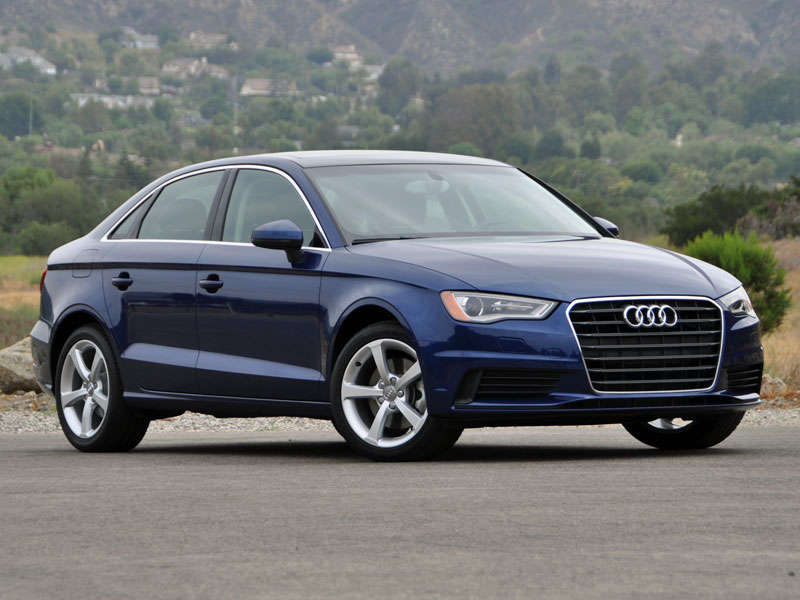2015 Audi A3 Review and Quick Spin