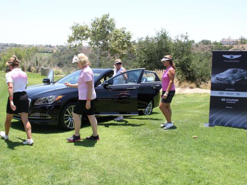 2015 Hyundai Genesis Among Prizes in Hyundai Regional Golf Program