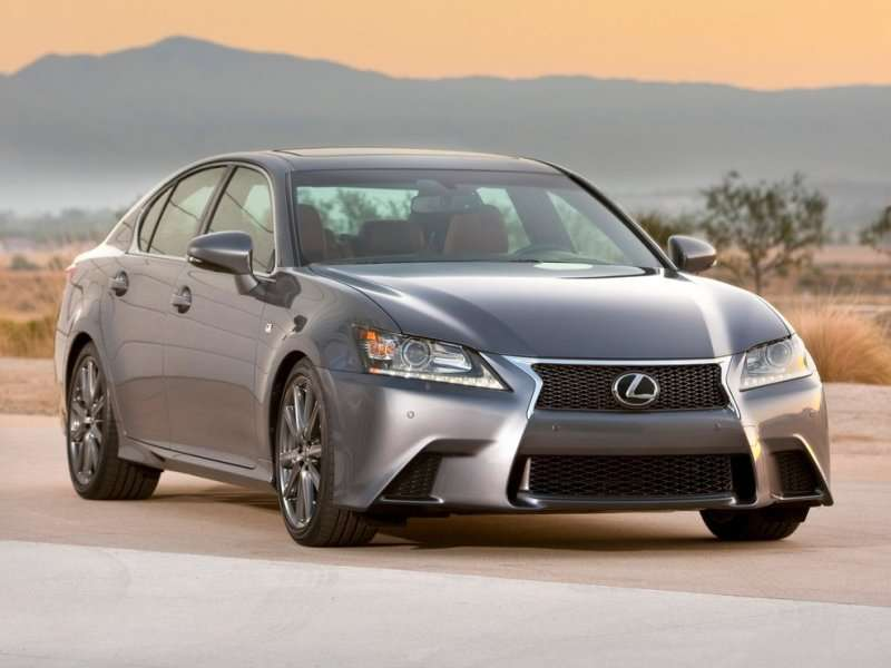 2014 lexus gs 350 f sport road test review. Black Bedroom Furniture Sets. Home Design Ideas