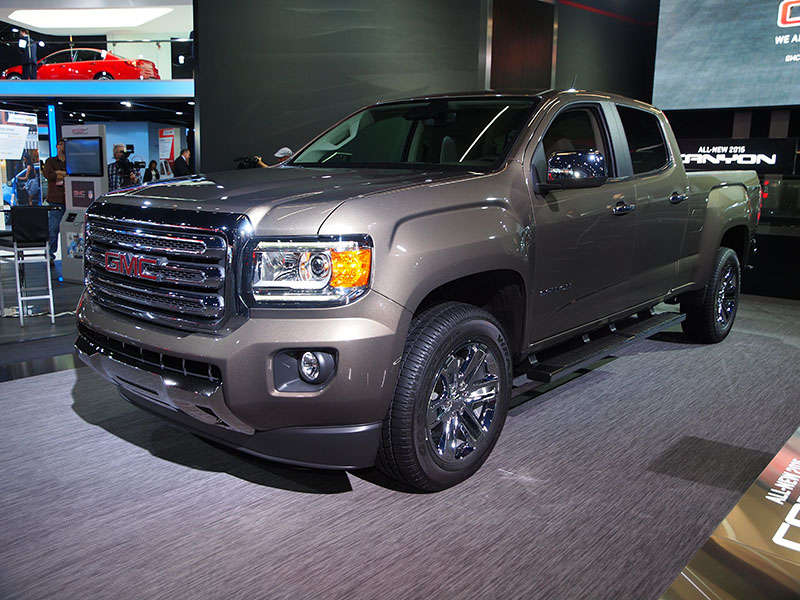 Output Numbers Revealed for 2015 Chevy Colorado, GMC Canyon