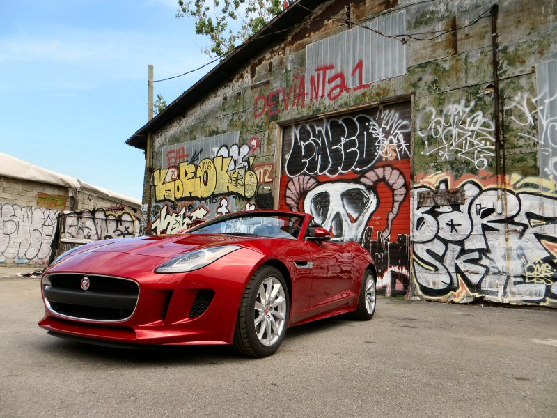 2015 Jaguar F-Type S Luxury Roadster Review