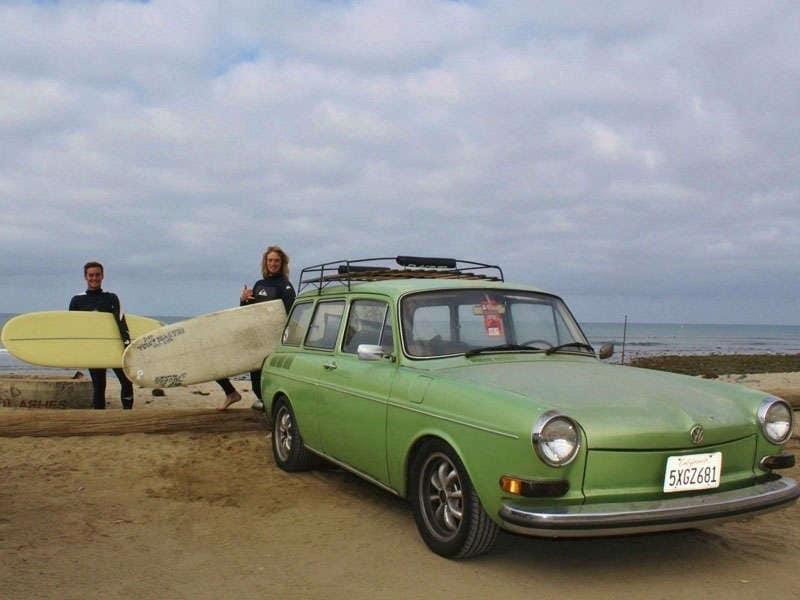 Iconic Surf Cars That Make Us Happy Autobytel Com